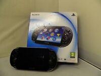 PS vita slim console with 4GB memory card