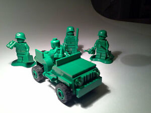 LEGO Toy Story – Army Men #7595