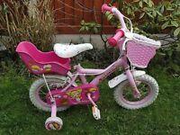 Girls Bike 3-5 years, excellent condition £20.00