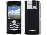Blackberry Pearl Telus Black with charger
