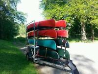8 boat trailer