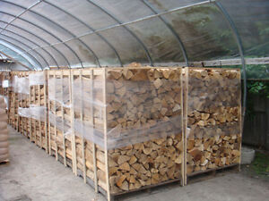 LARGE SUPPLY 1 AND 2 YR DRY SPLIT FIREWOOD  440-2860