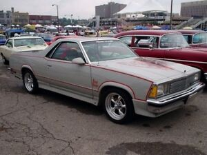 1981 Elcamino SS Royal Knight