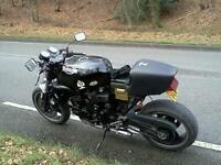 TRIUMPH SPEED TRIPLE CAFE RACER LOW MILES