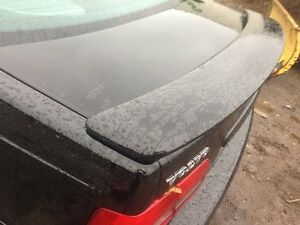 VOLVO S70 REAR DECK SPOILER OEM - COMPLETE CAR AVAILABLE