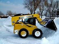 Snow Clearing and Landscape Services