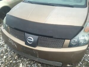 NISSAN QUEST HOOD DEFLECTOR OEM DAMAGE FREE