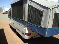 Fleetwood Avalon Tent Trailer