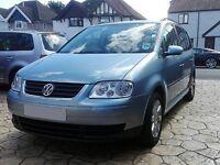 Volkswagen Touran (7 Seater) SE TDI MPV