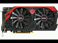 Msi r9 270x gaming graphics card