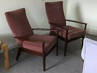 SIX Parker Knoll Armchairs for sale in very good condition, Buy 1,2 or more