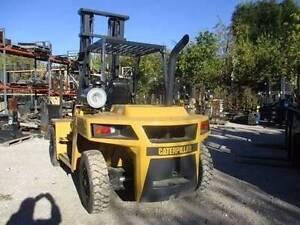 Caterpillar DP70 2012 Diesel Forklift Rent To Own $685 Per Week Mount Druitt Blacktown Area Preview