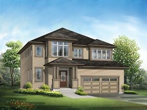 2550 sqft, 36' wide home, gorgeous plan, quiet crescent