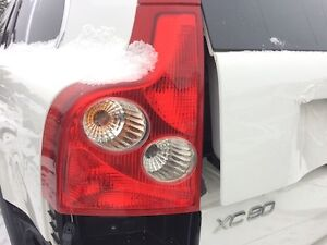 VOLVO XC90 REAR LIGHTS COMPLETE INTERIOR - EXCELLENT