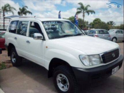 2000 Toyota LandCruiser Wagon-IMMACULATE CONDITION Enfield Port Adelaide Area Preview