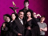 2 TICKETS FOR THE ADDAMS FAMILY AT THE GRAND OPERA HOUSE, BELFAST