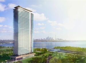 Jade Condominium - Waterfront Condo in Mimico - 545 sq. ft.
