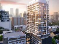 East 55  condos at  Richmond/sherbourne,  2 year lease backl