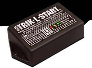 Ultra trik l start starting battery charger maintainer