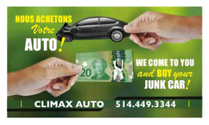 ✔️MAKE FAST CASH 4 YOUR SCRAP USED CARS!✔️ALL CARS WANTED!✔️