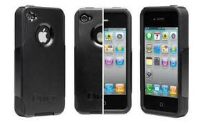 Original Authentic Genuine OEM Apple iPhone 4 & 4s OtterBox Commuter Series Slim Dual Layer Tough Protective Case