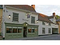 Front of House/Bar Staff/Kitchen Staff - Sudbury, Suffolk