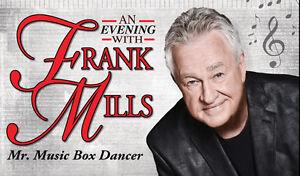 2 Frank Mills tickets at  Club Regent Casino May 12