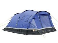 Hi Gear Mojave 5 Person Tent with Carpet and Footprint