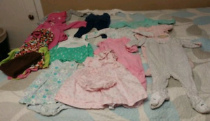 Girls Clothing 6-9 months