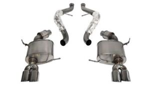 CORSA exhaust system (14568)