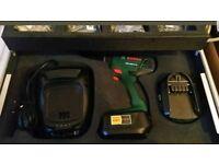 BOSCH 18V CORDLESS COMBI DRILL PSB1800 Li COMPLETE KIT WITH Drill Set