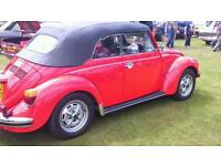 OVw beetle 1960s project