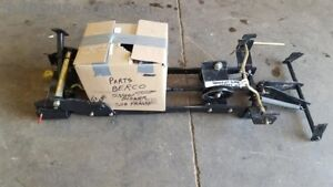 2005 Bercomac 700219-3 Snow Blower Subframe Only