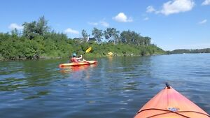 LAKE FRONT SERVICED LOT - Lucien Lake-1 hour from Saskatoon!