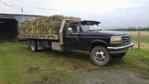 Towing Ford Super Duty 1993