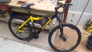 FLUID MOUNTAIN BIKE for sale Brighton Holdfast Bay Preview