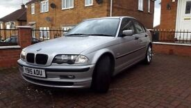 BMW 3 Series E46 1.9 316i SE 4dr