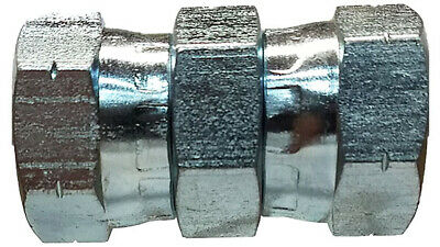 1406-16-16 Hydraulic Fitting 1 Female Pipe Swivel X 1 Female Pipe Swivel