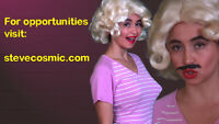 Actress for comedy shoots. Beginner OK. PAY AND FUN  ! !