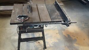 Beaver Delta Table Saw For Sale OBO