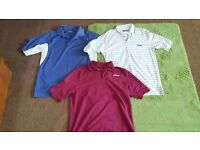 PING men's golf shirts size small