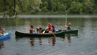 Algonquin Canoe Trip for Boys