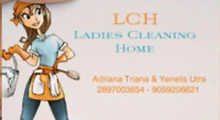 LCH LADIES CLEANING HOME