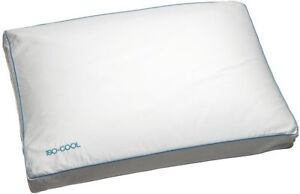 Sleep-Better-Iso-Cool-Memory-Foam-Pillow-Gusseted-Side-Sleeper-Standard-New