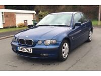 BMW 3 SERIES 2.0 320td SE Compact 3dr ***REDUCED***