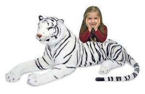 Stuffed Tiger | eBay