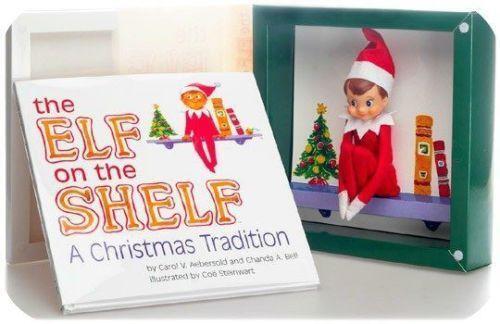 Elf On The Shelf Set Ebay