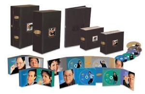 Seinfeld - The official coffee table book DVD set