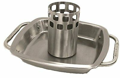 Broil King 69133 Chicken Roaster with Pan