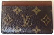 Louis Vuitton Card Holder